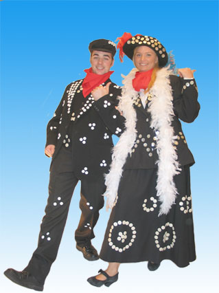 Pearly King & Queen